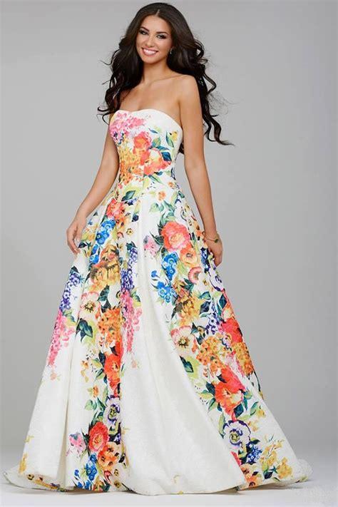 Torio Flower Drops Top Set bissan fashion