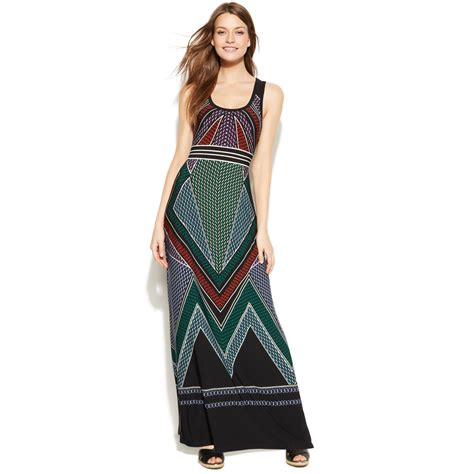 Tribal Maxy Dress tribal print maxi dress all dress