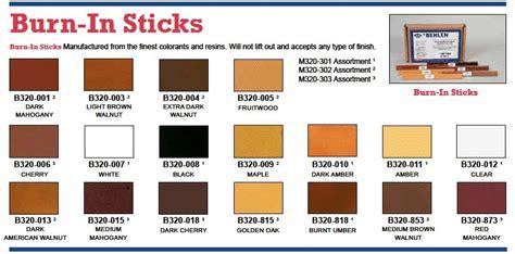 h behlen burn in sticks melt lacquer sticks