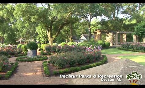 Garden Decatur Al by Delano Park Garden Decatur Alabama