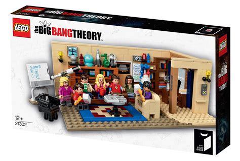Big Bang Theory Lego Ideas   here s the new lego 21302 big bang theory set