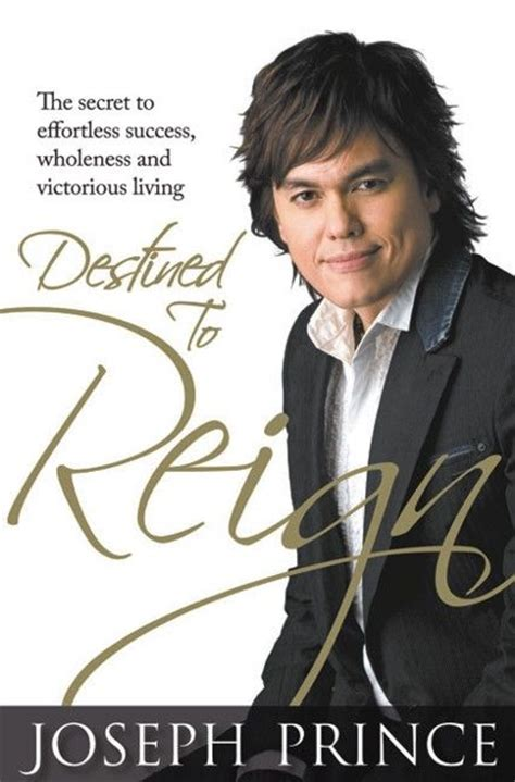 Destined To Reign By Joseph Prince Escape To Reality