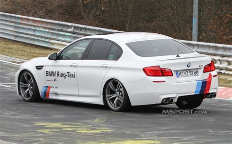 Sticker Bmw Nurburgring Iiim Medium Size bmw m5 ring taxi is back hits nurburgring in f10 m5 form
