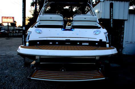 regal boat power tower speakers wet sounds speakers and seadek installed