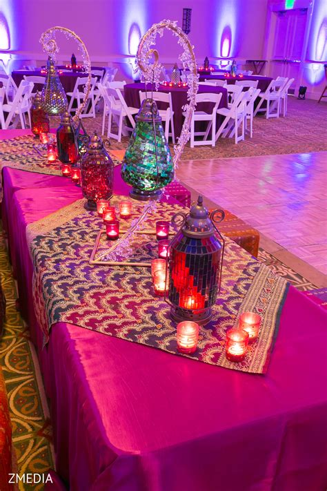 arabian theme decorations floral decor in charleston sc sikh wedding by zmedia