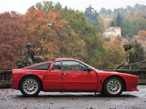 Lancia 037 Stradale 1982 Lancia 037 Stradale Picture 611930 Car Review