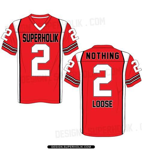 football jersey design vector jersey hellovector