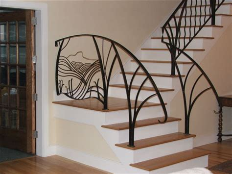 Art Deco Balcony by Commercial And Residential Custom Ironwork Railings