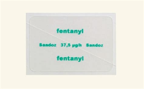 Detoxing Fentanyl by Fentanyl Patch For Opiate Withdrawal Spectrumnewscd