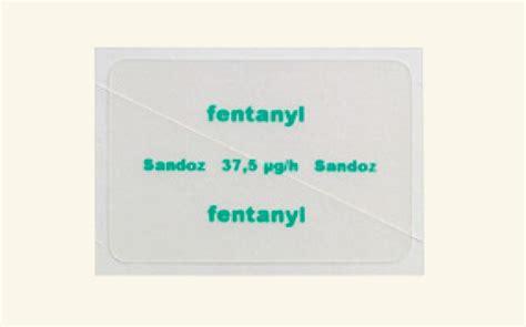 Detox From Fetanol by Fentanyl Patch For Opiate Withdrawal Spectrumnewscd