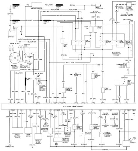 1995 Ford L8000 Wiring Diagram