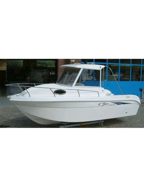 cabin fisher telo copri barca saver 540 cabin fisher