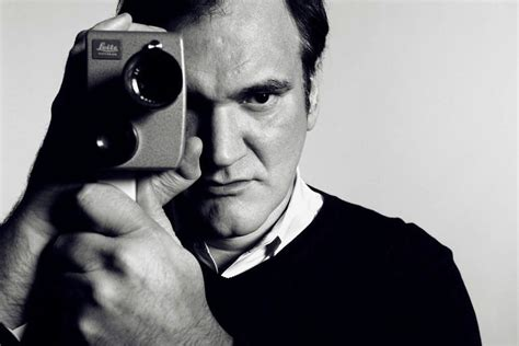 Quentin Tarantino by Gourrier And Belinda Owino Join Quentin Tarantino S