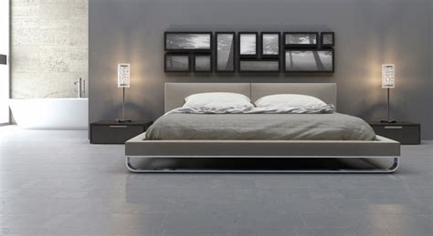 real deal bedrooms chelsea bed modern beds san diego by real deal