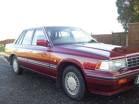 nissan laurel 2 4 sgx sold 1988 on car and classic uk