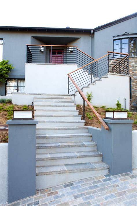 Front House Stairs Design Photo Page Hgtv