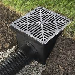 catch basin in backyard solve simple drainage problems
