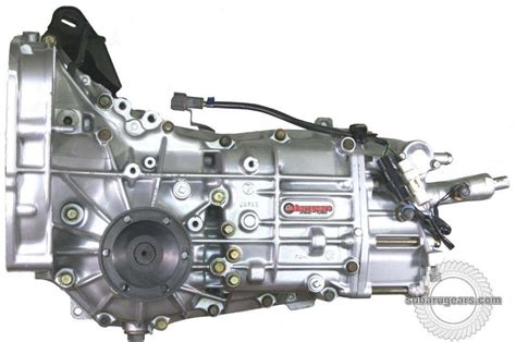 Subaru Transmissions by Vw Transmission Reversed 5 Speed Subaru Offroad