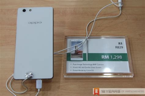 Tablet Oppo Di Malaysia oppo r1 3 lowyat net
