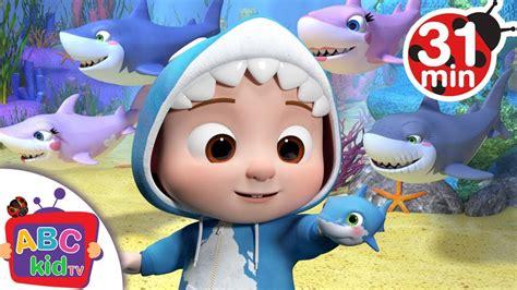 baby shark abc baby shark 2 hide and seek more nursery rhymes kids