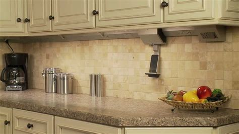 legrand under cabinet outlet strip adorne how to mount an adorne under cabinet system youtube