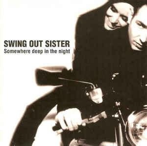 Swing Out Sister Somewhere Deep In The Night Cd Album