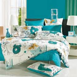 Full Bedroom Sets For Cheap teal blue and white france paris themed eiffel tower and