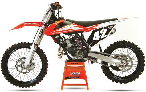Motorrad 125ccm Verleih by Motocross Ktm 125ccm Motorrad Bild Idee