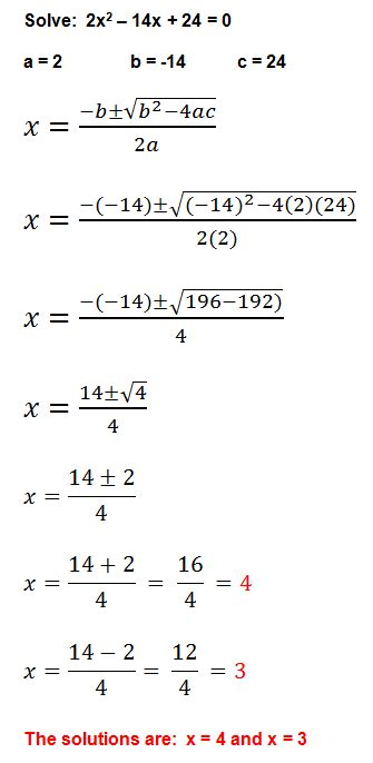 free printable math worksheets quadratic equations solving using the quadratic formula worksheet worksheets