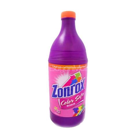 zonrox color safe 900ml