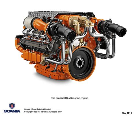 scania xpi power makes its uk debut at seawork 2016