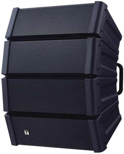 toa hx 5b wp ต ลำโพง compact line array speaker system