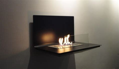 modern design bio ethanol fireplace with automatic insert