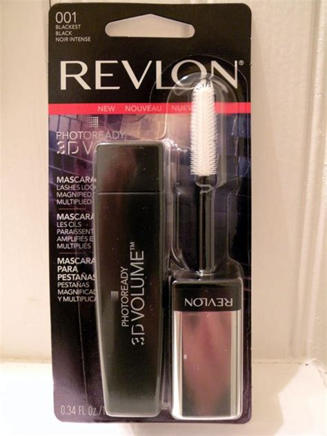 Mascara Revlon 3d health and fair may and june 2012 favourites