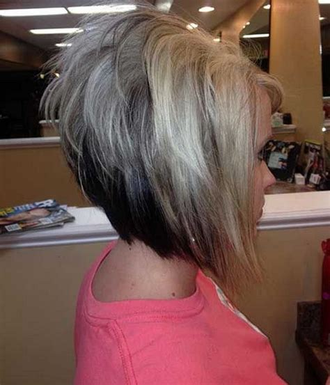 inverted bob on women over 40 layered a line short bob hairstyles 2017 with bangs