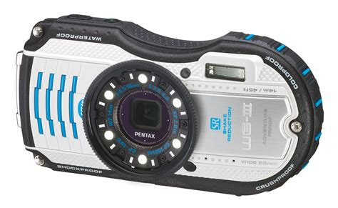pentax rugged pentax rugged wg 3 white now available digital photography live