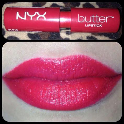 Nyx Matte Lipstick Butter nyx butter lipstick juju makeup butter nyx and lipsticks