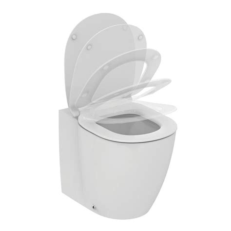 vaso connect vaso wc filo parete aquablade connect ideal standard