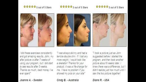 double chin exercises double chin exercises for women to look more younger