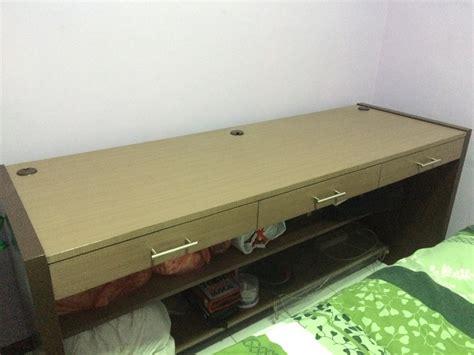 Lemari Multiplex Surabaya jual meja laci multiplex hpl minimalis kuat dan