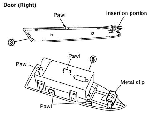 how to replace 1993 infiniti g rear door actuator infiniti g37 oem parts diagram toyota prius oem parts
