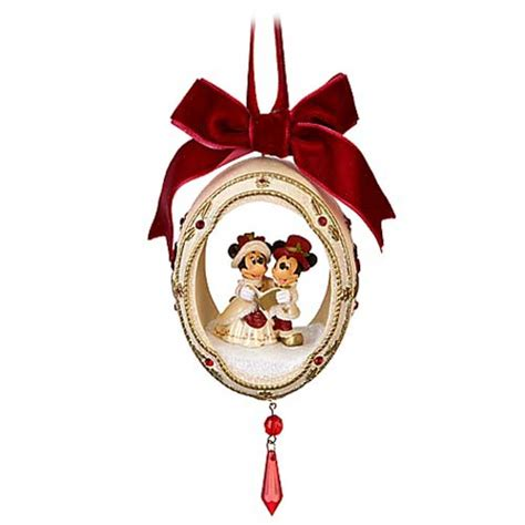 your wdw store disney christmas ornament victorian