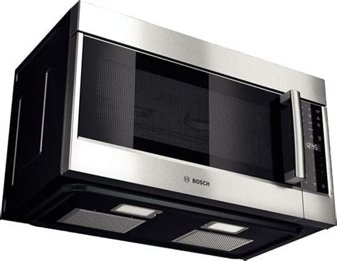 Bosch HMV8052U Over the Range Microwave Oven with Sensor