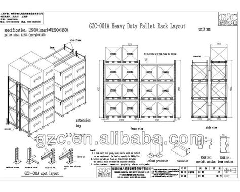 layout inspection definition customized selective pallet racking for warehouse storage