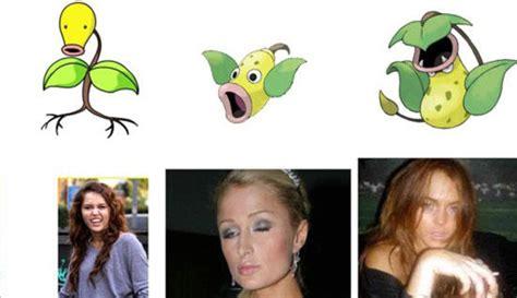 Pokemon Evolution Meme - 20 celebrity pokemon evolutions smosh