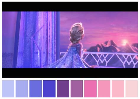 colors and themes in movies color palettes from famous movies show how colors set the