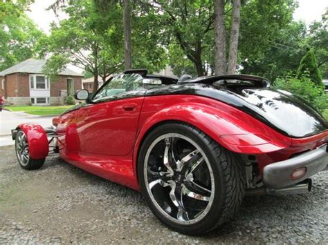 remove 1999 plymouth prowler water pump repair manual service manual replace windshield 1999 plymouth prowler door removal purchase used 1999 plymouth prowler base convertible 2
