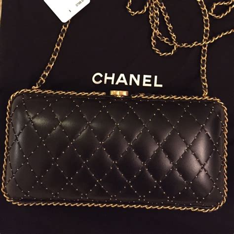 Chanel Kate Bosworth And Chanel Clutch Evening Bag by 6 Chanel Clutches Wallets Chanel Clutch From