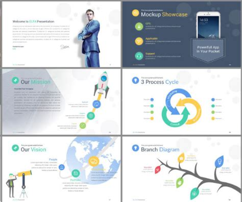 alpha business presentation template download free
