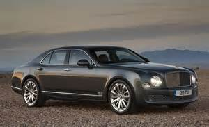 Bentley Mulsanne Mulliner Car And Driver